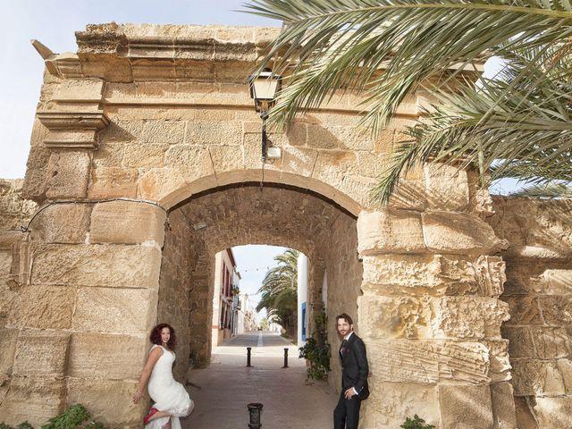 La boda de Javi y Nadia en San Miguel De Salinas, Alicante 58