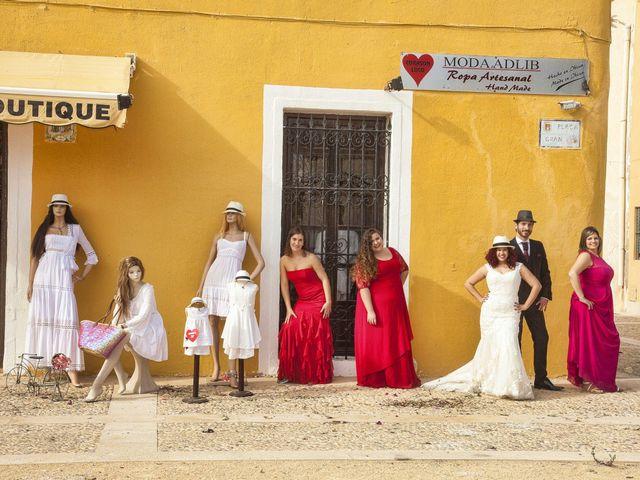 La boda de Javi y Nadia en San Miguel De Salinas, Alicante 60