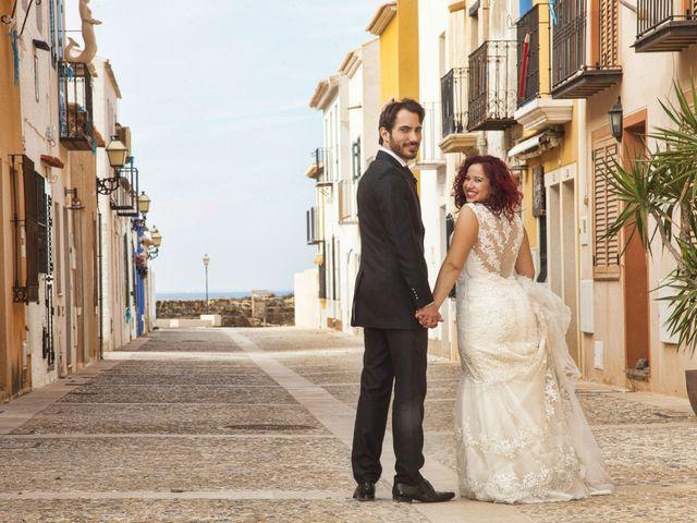 La boda de Javi y Nadia en San Miguel De Salinas, Alicante 61
