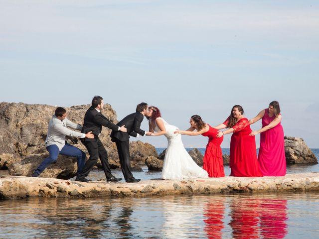 La boda de Javi y Nadia en San Miguel De Salinas, Alicante 68