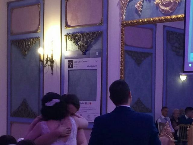 La boda de José Luis y Carmen en Jaén, Jaén 15