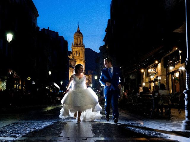 La boda de Carmen y José Luis