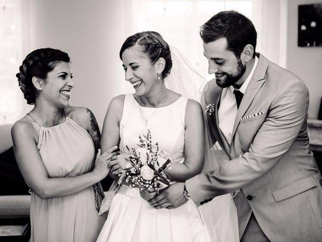 La boda de Aure y Patricia en Torrejon Del Rey, Guadalajara 10