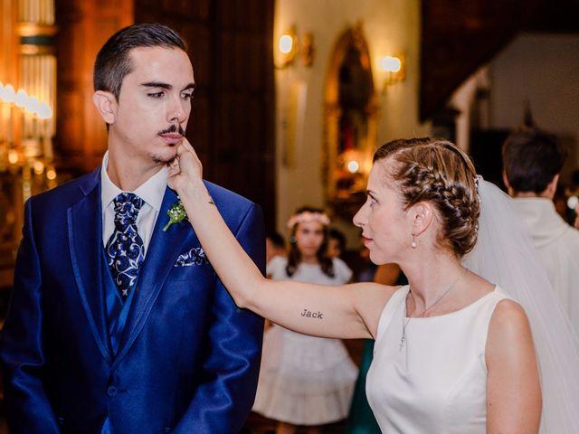 La boda de Aure y Patricia en Torrejon Del Rey, Guadalajara 14