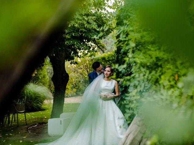 La boda de Aure y Patricia en Torrejon Del Rey, Guadalajara 19