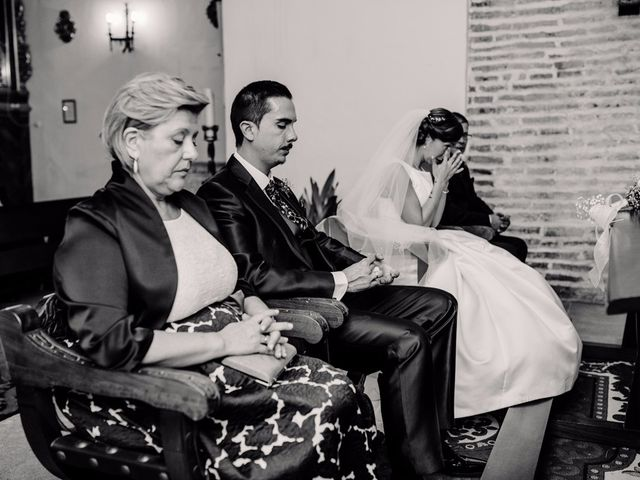 La boda de Aure y Patricia en Torrejon Del Rey, Guadalajara 31