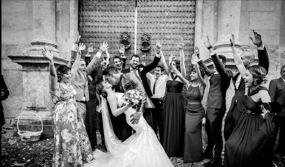 La boda de Alberto   y Cristina  en Córdoba, Córdoba