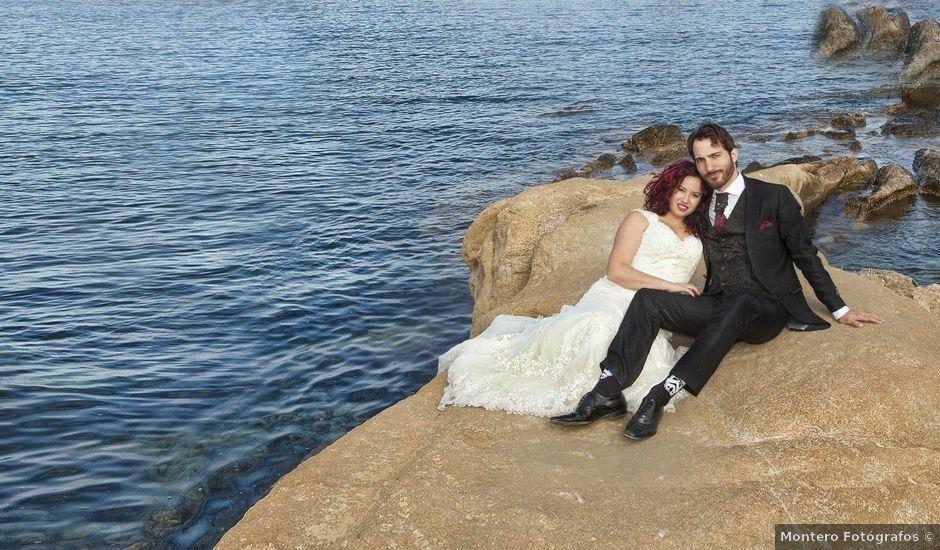 La boda de Javi y Nadia en San Miguel De Salinas, Alicante