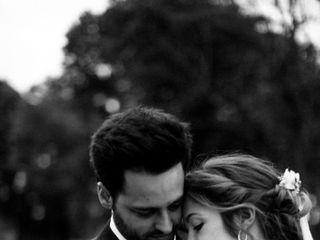La boda de Ainoa y Andreu