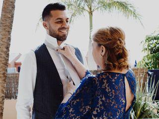 La boda de Kelly y Raúl 3