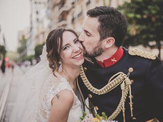 La boda de Mari Reyes y Javier