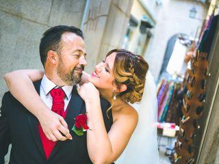 La boda de Sandra y Joaquín