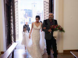 La boda de Ruby y Jorge 1