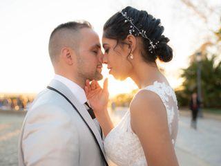 La boda de Ruby y Jorge