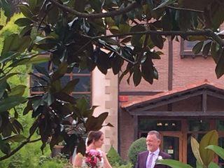 La boda de Ainhoa  y Cristian 1