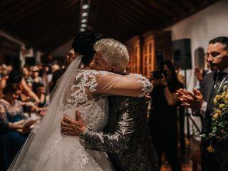 La boda de Reyes y Rubia