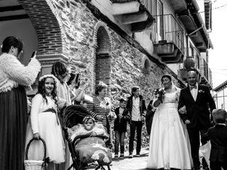La boda de Rocío y Cristian