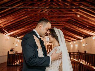 La boda de Carmen y Nono