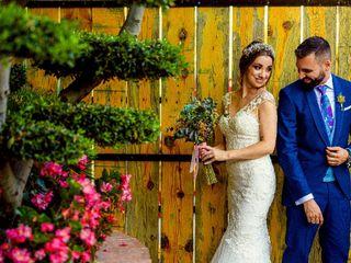 La boda de Cristina y Adrian