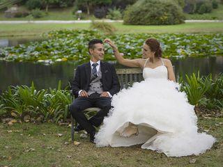 La boda de Sheila y Bertín