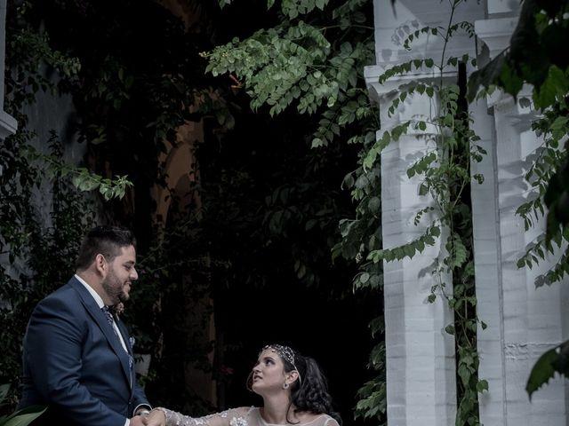 La boda de Francisco Javier y Maria Luisa