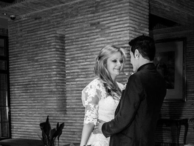 La boda de Sergio y Sara en Zaragoza, Zaragoza 4