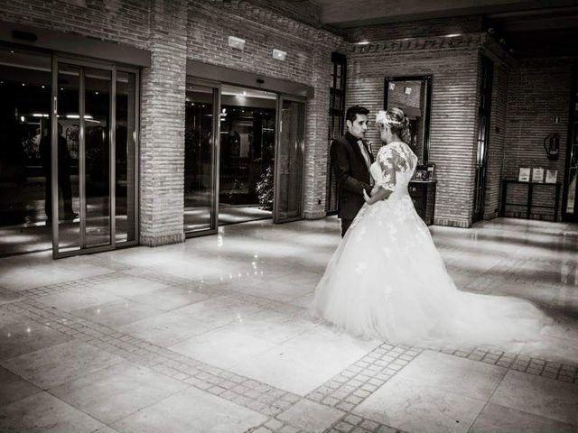 La boda de Sergio y Sara en Zaragoza, Zaragoza 10