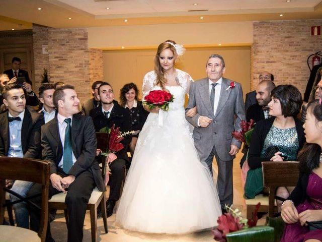 La boda de Sergio y Sara en Zaragoza, Zaragoza 12