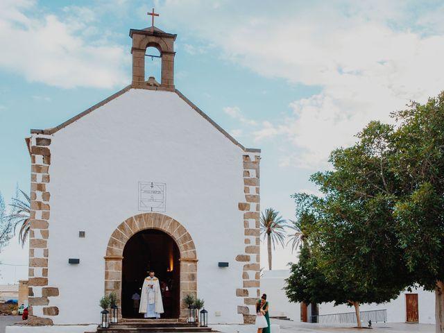La boda de Raúl y Kelly en Juan Grande, Las Palmas 15