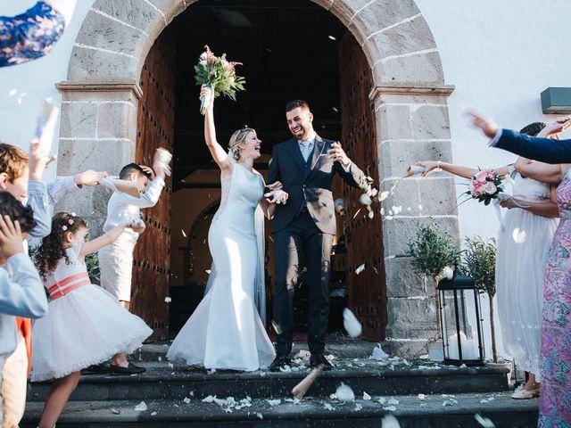 La boda de Raúl y Kelly en San Bartolome De Tirajana, Las Palmas 1