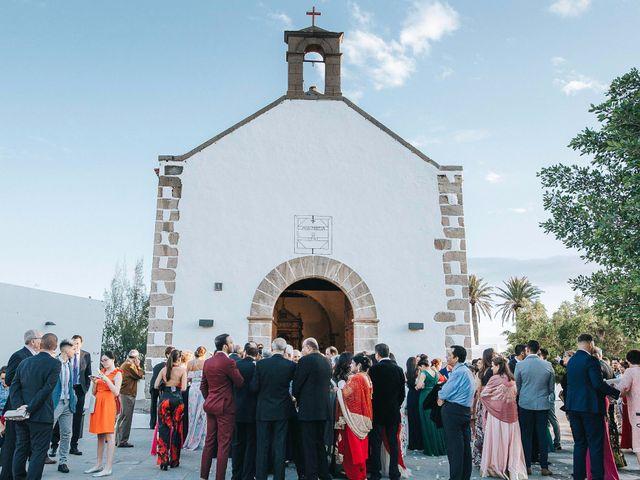 La boda de Raúl y Kelly en Juan Grande, Las Palmas 19