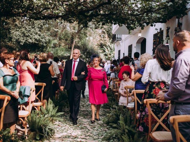 La boda de Guille y Sonia en Alginet, Valencia 29