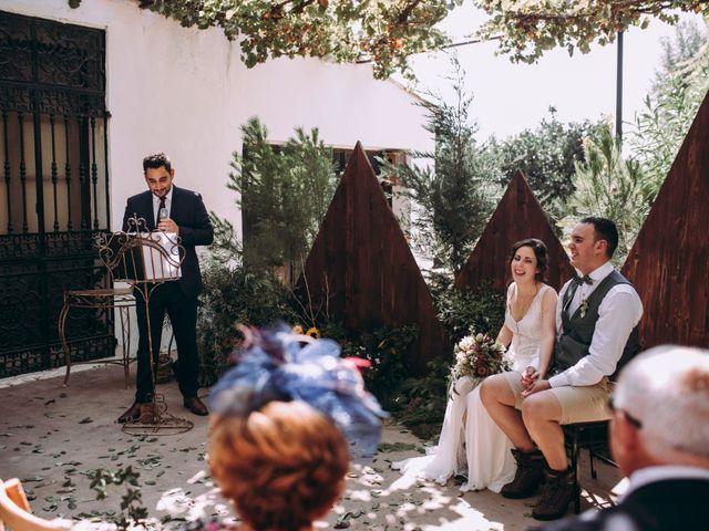 La boda de Guille y Sonia en Alginet, Valencia 42