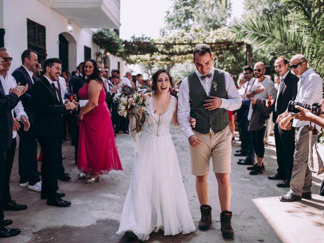 La boda de Guille y Sonia en Alginet, Valencia 70