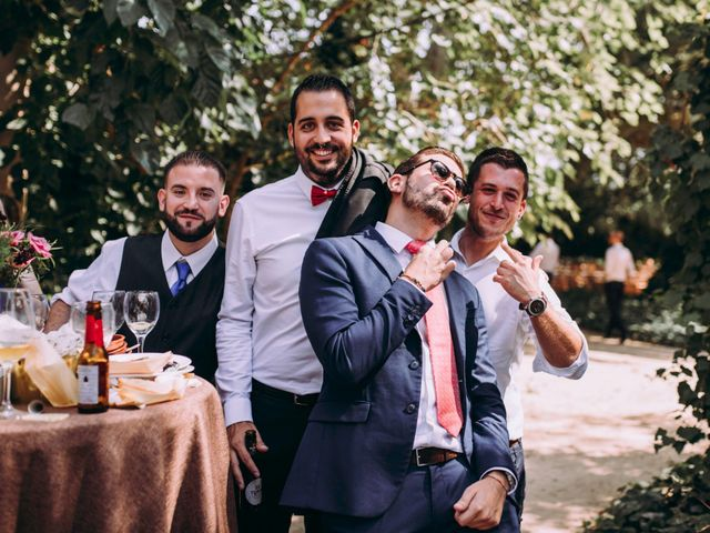 La boda de Guille y Sonia en Alginet, Valencia 94