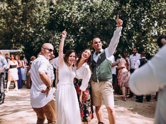 La boda de Guille y Sonia en Alginet, Valencia 97