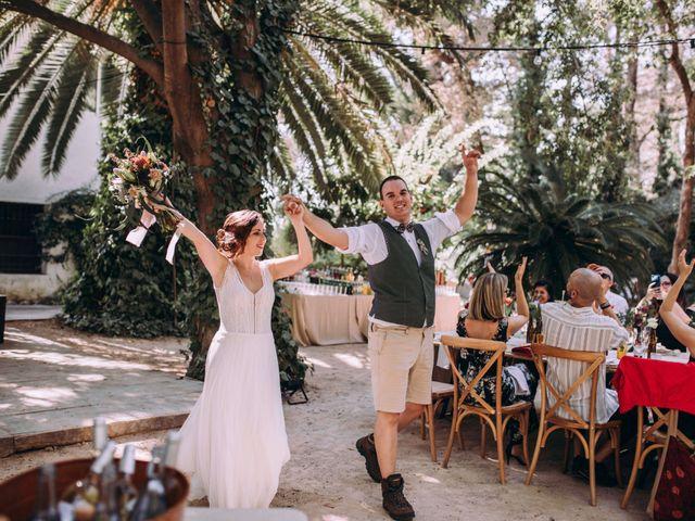 La boda de Guille y Sonia en Alginet, Valencia 108