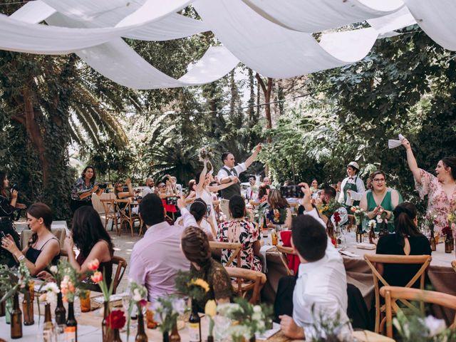 La boda de Guille y Sonia en Alginet, Valencia 109