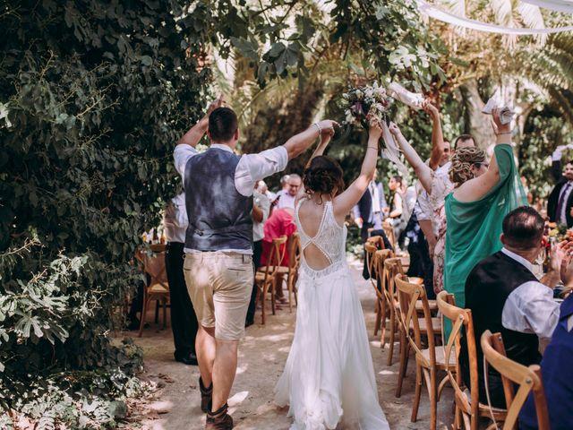 La boda de Guille y Sonia en Alginet, Valencia 110