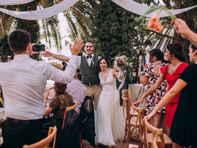 La boda de Guille y Sonia en Alginet, Valencia 112