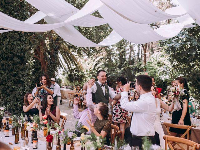 La boda de Guille y Sonia en Alginet, Valencia 113