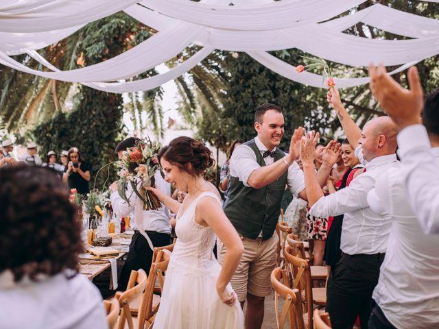 La boda de Guille y Sonia en Alginet, Valencia 114