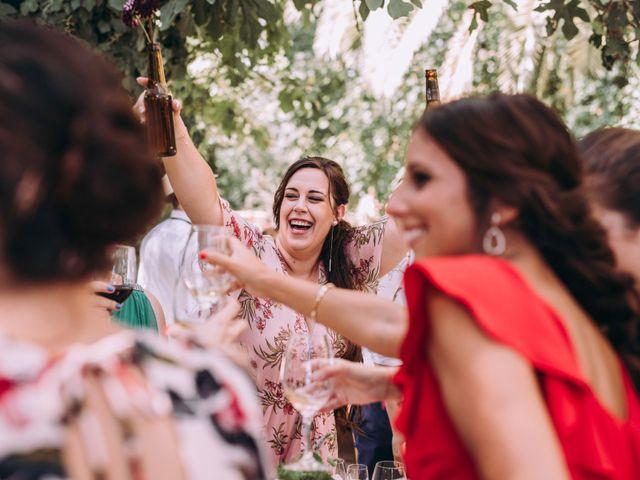 La boda de Guille y Sonia en Alginet, Valencia 119