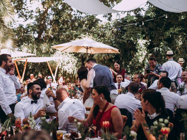 La boda de Guille y Sonia en Alginet, Valencia 121