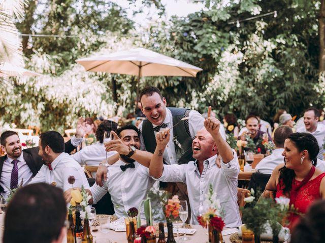 La boda de Guille y Sonia en Alginet, Valencia 122
