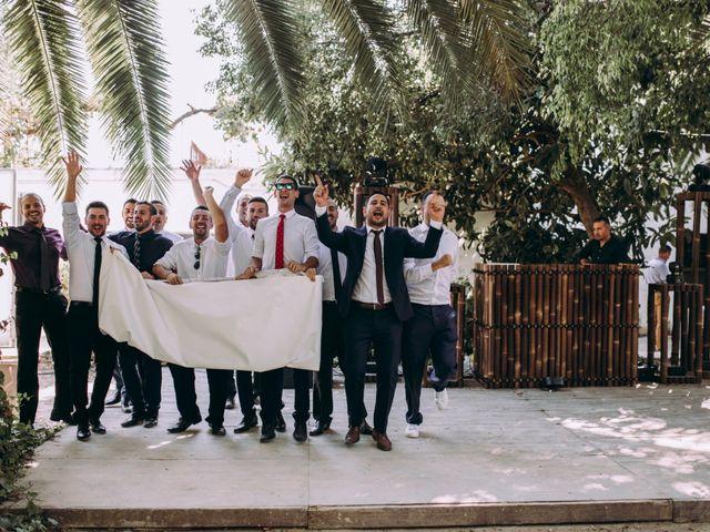 La boda de Guille y Sonia en Alginet, Valencia 125