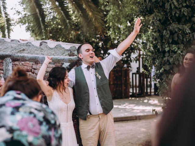 La boda de Guille y Sonia en Alginet, Valencia 127