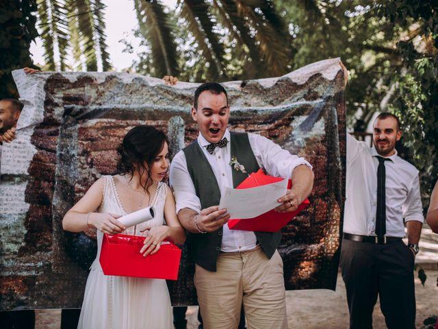 La boda de Guille y Sonia en Alginet, Valencia 128