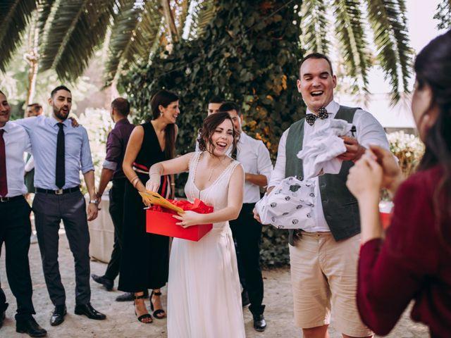 La boda de Guille y Sonia en Alginet, Valencia 129