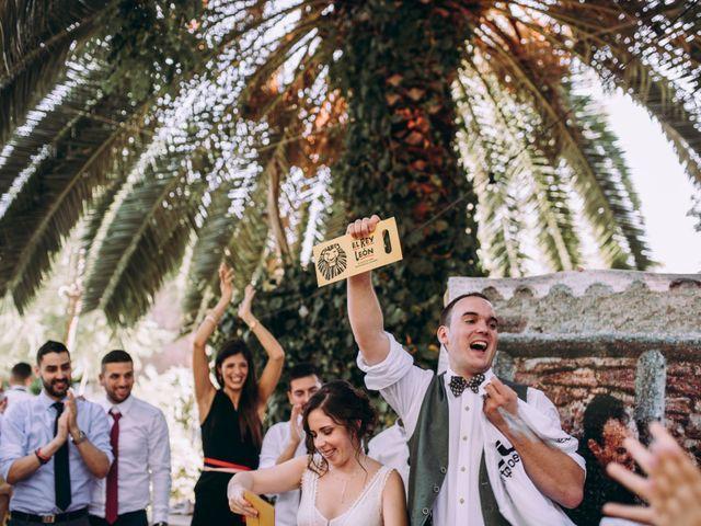 La boda de Guille y Sonia en Alginet, Valencia 130